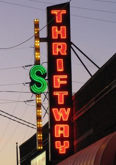 Vintage Neon Signs | old signs ~