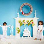 We Wish You a Crafty Christmas: A Homemade Holiday (via Parents.com Scratch'n'Gift avent cards-