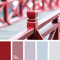 Great collection of Red Color Palettes with different shades. Color ideas for home, bedroom, kitchen, wall, living room, bathroom, wedding decoration | Page 18 of 51.