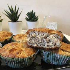 Briose sarate low carb – Cristina Teodora Muffin, Low Carb, Breakfast, Food, Morning Coffee, Essen, Muffins, Meals, Cupcakes