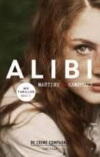 Alibi - Martine Kamphuis - Lees mijn recensie op http://wieschrijftblijft.com/alibi-martine-kamphuis/