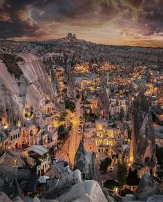 Cappadocia dreaming & Which one is better, night or day? Photos by The post Cappadocia dreaming Which one is better& appeared first on . Beautiful Places To Travel, Cool Places To Visit, Wonderful Places, Amazing Places, Places Around The World, Travel Around The World, Dream Vacations, Vacation Spots, Magic Places