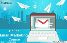 #OnlineEmailMarketingCourse exercises on advanced marketing strategies using E-mails, guides in creating effective advertisements to promote a product or service, meant to build loyalty, trust and create brand awareness. See more @ http://bit.ly/2lxGLjs #ITutorial #EmailMarketingCourse