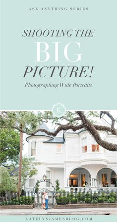 Have you mastered this new wedding trend?! Take it to the next level with these 3 tips for photographing EPIC wide portraits!!