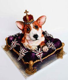 Cake Doggy Dog