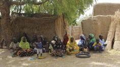 Des centaines de femmes et d'enfants enlevés par Boko Haram