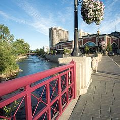 Reno made the list of 5 Southwestern spring escapes.