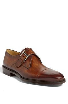 Magnanni 'Nino' Monk Strap Slip-On available at #Nordstrom
