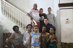 Voyage, rencontre, famille, Cuba 2015