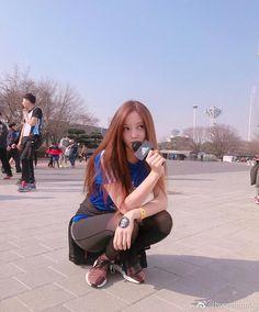 "23 Likes, 1 Comments - T-ara/皇冠团/티아라❤💙💚💛💜💖 (@tara_4ever) on Instagram: ""Hyomin Weibo Update  @hyominnn"""
