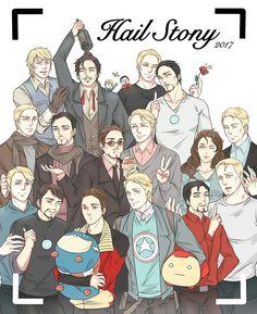 Stony Avengers, Superfamily Avengers, Stony Superfamily, Baby Avengers, Hero Marvel, Marvel Art, Marvel Movies, Marvel Avengers, Marvel Funny