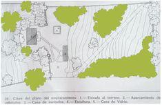 Resultado de imagen de glass house johnson planos