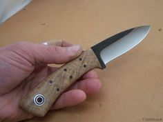 bushcraft knife BY FIDDLEBACK http://bushcraftusa.com/forum/cmps_index.php WKH.