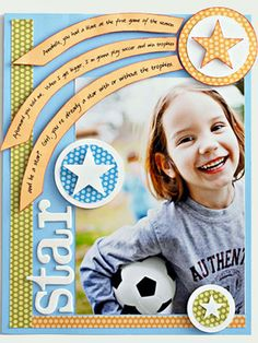 Use Scrapbook Page Elements to Create Energy