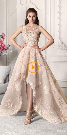Demetrios Bridal 2019 Brautkleider - T. Eb - - Demetrios Bridal 2019 Brautkleider - T. Cute Girl Dresses, Pretty Dresses, Beautiful Dresses, Dress Girl, Illusion Neckline Wedding Dress, Illusion Dress, Dresses Elegant, Bridal Dresses, Wedding Gowns