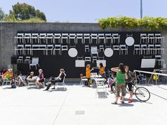 Architizer-omca event space, oakland, us