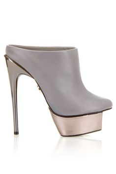 Adrienne Maloof | In Gray Leather