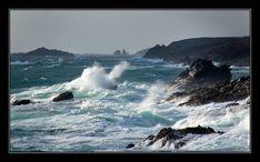 How to Take Good Beach Photos No Wave, Sea And Ocean, Ocean Beach, Collage Foto, Landscape Photography, Nature Photography, Exposure Photography, Stormy Sea, Ocean Scenes