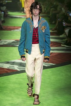 Gucci, Look #8