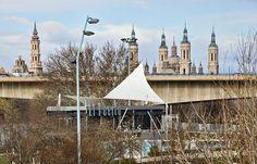 Zaragoza-El puerto