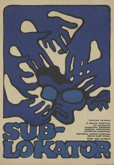 1960s Polish Film Poster Art