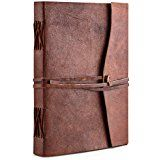 Donovan – Leather Note Book Blank For Reinschreiben Travel Journal – Diary, brown Gifts For Husband, Gifts For Mom, Personal Organizer, Blank Book, Leather Notebook, Journal Diary, Unusual Gifts, Stickers, Sister Gifts