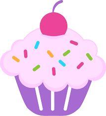 Resultado de imagen para cupcakes animados