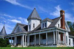 Sidna Allen | Historic Sidna Allen Home Photograph - Historic Sidna Allen Home Fine ...