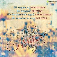 valentine friendship sms english