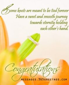 Engagement Wishes - Messages, Wordings and Gift Ideas Engagement Congratulations Message, Engagement Card Message, Engagement Wishes, Engagement Cards, Happy Wishes, Wishes For You, Exam Wishes Good Luck, Good Luck Quotes, Praying To God