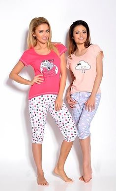 460a496ac6 Pyjamas for women Taro 1112 Tola is made from 100% cotton. Pajamas with  short
