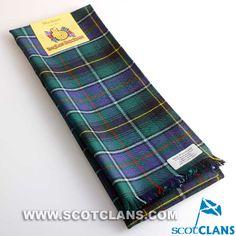 Clan MacInnes Tartan Scarf