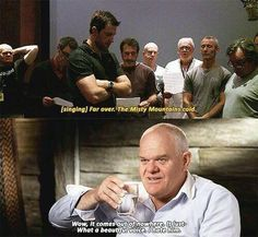 I love that The Hobbit cast is just as funny as The Lord of the Rings cast. It makes me happy.
