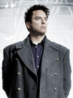 John Barrowman as Jack Harkness