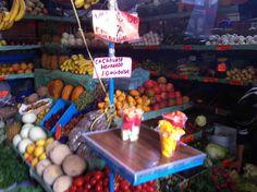 Downtown market, San Miguel de Allende, Guanajuato, Mexico