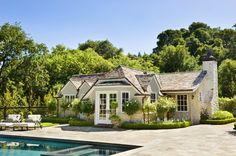 cute guest/pool house