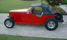 Some day. Its a kit car vw MG / hot rod