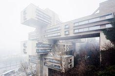 Facetten der Sowjetarchitektur   ARCHITECTURAL DIGEST