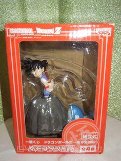 New Dragon Ball Z Memo Stand Kid Son Gokou Goku Figure from Japan