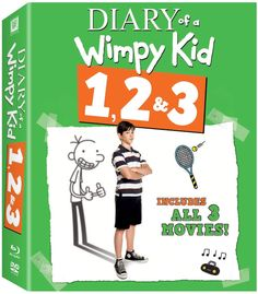 Diary of a Wimpy Kid Box SetDeal - only $20.99 shipped-