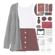 """""""≪ white lips, pale face"""" by xhopefulromanticx ❤ liked on Polyvore featuring Byredo, Miss Selfridge, Monki, NARS Cosmetics, Conair, Jeffrey Campbell, FOSSIL, Scotch & Soda, Lime Crime and Fresh"""