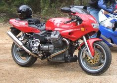 moto guzzi 1100 sport - Google Search