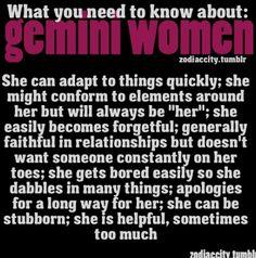 Gemini sign quotes