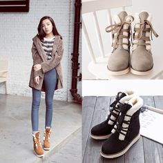 cheap winter casual shoes for teen girl