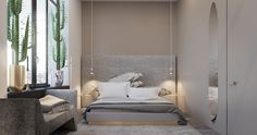Roohome.com - Do you have a limited space at home? Or do you want to renovate your home to make it looks spacious? Modern open plan interior designswas very suitable for you who want to make your space at home become more attractive. Here, the designers have been designed every ...