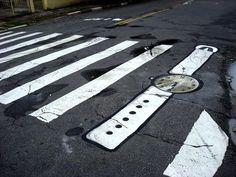 Street art - Watch