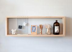 מדף מעץ מלא | מדף למטבח | מדף לחדר ילדים | מדף לסלון | מדף למשרד | מדף דקורטיבי | Studio Connections | מרמלדה מרקט
