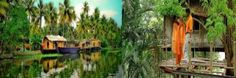 """Kerala top most Indian honeymoon tourist place, generally mentioned to as """"God's Own Country in the world,"""" is a land really holy by nature's abundance. Whether it is unspoiled beaches, backwater, nature, scenic lagoons or verdant hills,"""