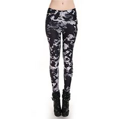 These or the black and red ?? Stretch Printed Active Mid Print Raven Leggings For Womens Girls Capri Pants (One Size,Black/White) SlickBlue http://www.amazon.com/dp/B00O0XJ7NY/ref=cm_sw_r_pi_dp_UvN.ub1RFN6CG