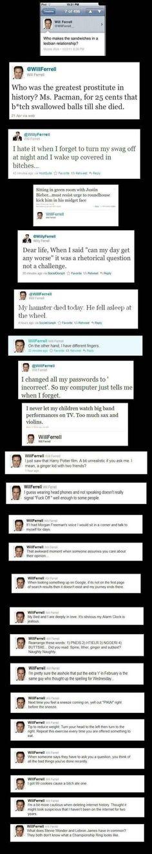 jajaj q genio   Love Will Ferrell!